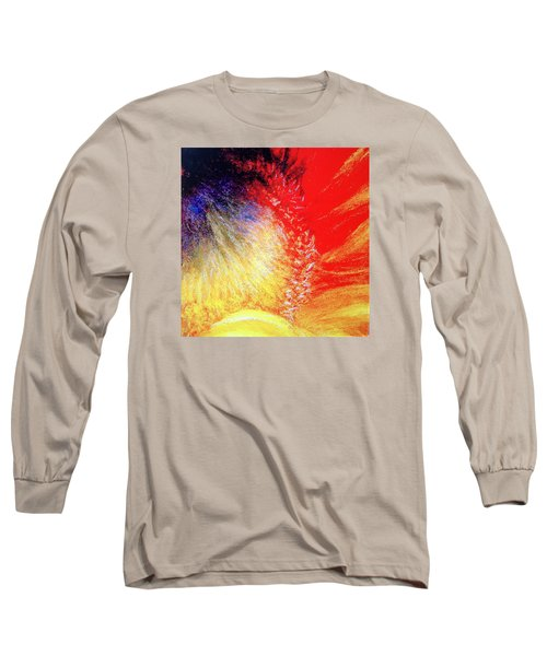 Passions From Within Long Sleeve T-Shirt by Antonia Citrino