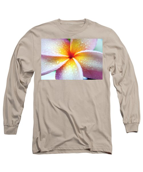 Pastel Droplets Long Sleeve T-Shirt