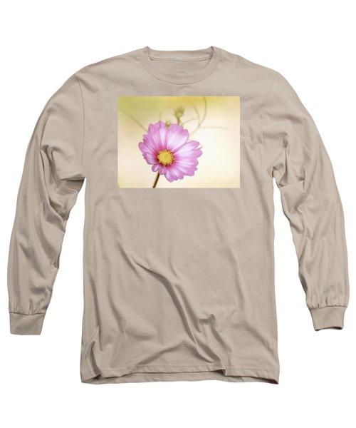 Pastel Petals Long Sleeve T-Shirt
