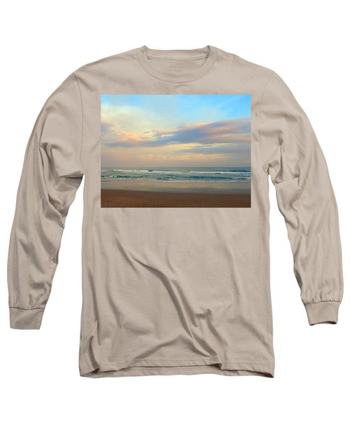 Pastel Sunrise Long Sleeve T-Shirt