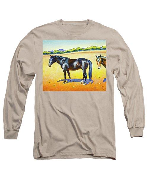 Pasture Pals 2 Long Sleeve T-Shirt