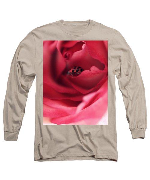 Patient Lady Long Sleeve T-Shirt