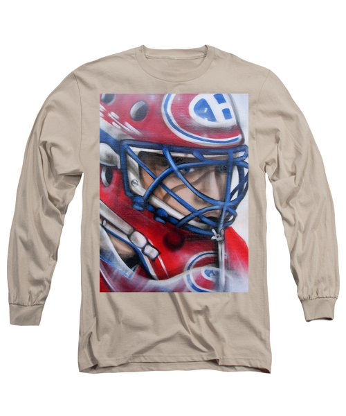 Patrick Roy ... Long Sleeve T-Shirt