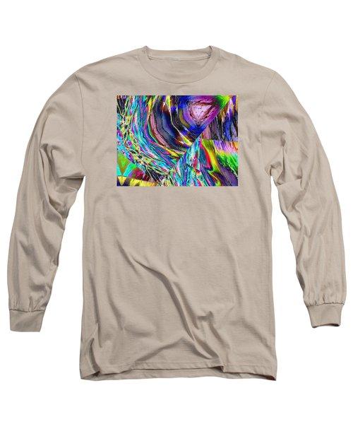 Pattern 315 _ Cut Long Sleeve T-Shirt