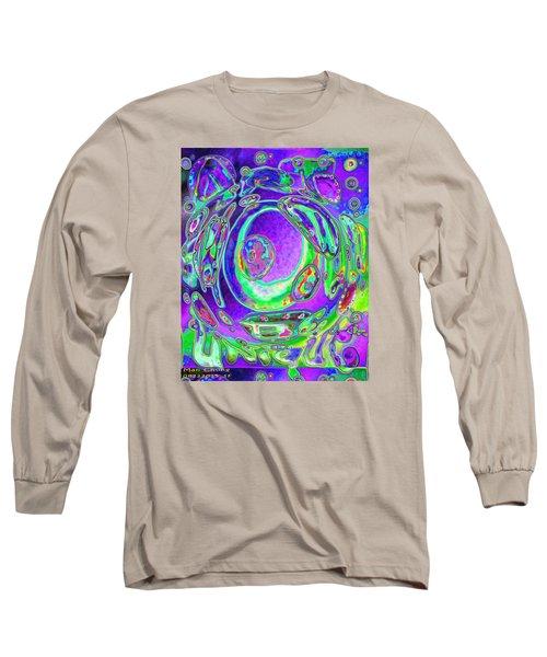 Pattern 317 _ Unique Long Sleeve T-Shirt