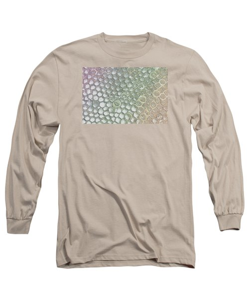 Pattern Or Abstract  Long Sleeve T-Shirt