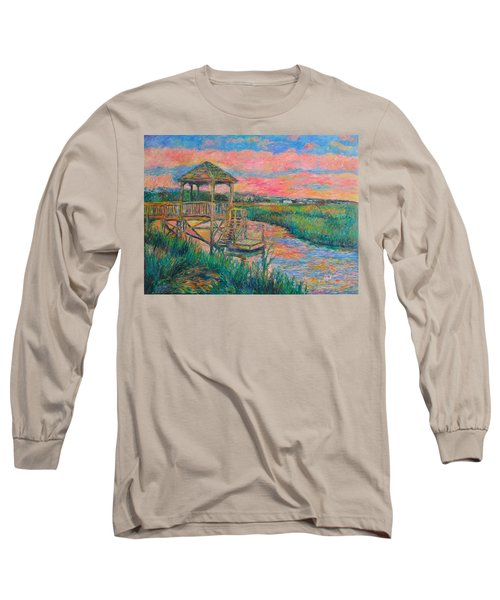 Pawleys Island Atmosphere Stage Two Long Sleeve T-Shirt