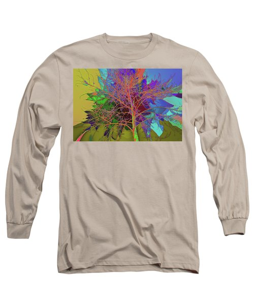 P C C Elm In The Wait Of Bloom Long Sleeve T-Shirt