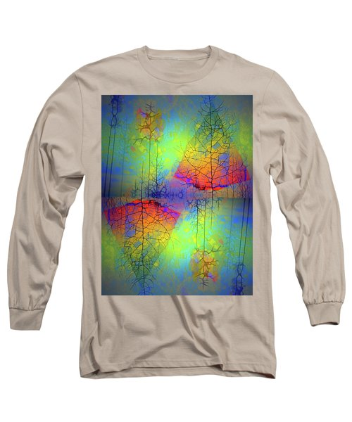 Long Sleeve T-Shirt featuring the photograph Peace, Love And Happiness by Tara Turner