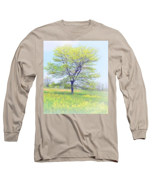 Peace On The Hillside Long Sleeve T-Shirt