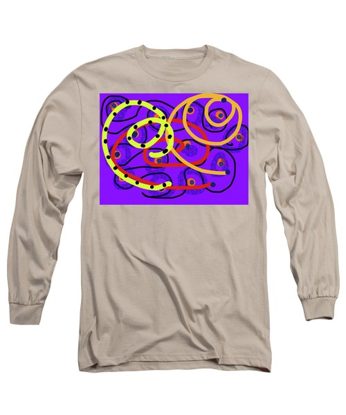 Peaceful Passion Long Sleeve T-Shirt