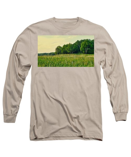 Peaceful Pastures Long Sleeve T-Shirt