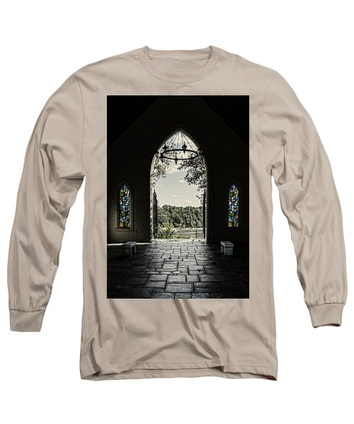 Peaceful Resting  Long Sleeve T-Shirt