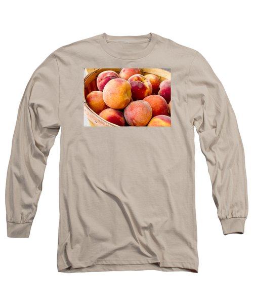 Peach Beauties Long Sleeve T-Shirt