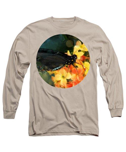 Peachy Long Sleeve T-Shirt