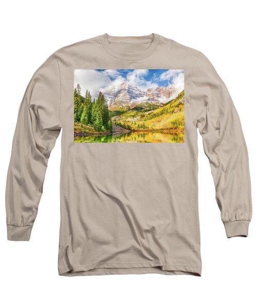 Peak Colors Long Sleeve T-Shirt