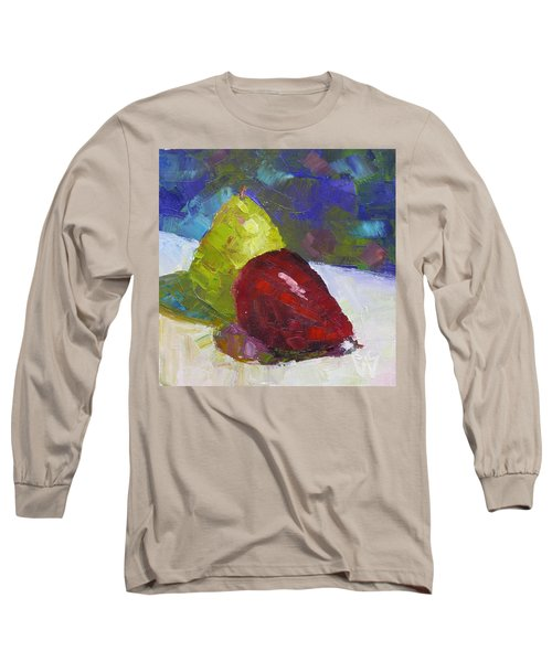 Pear Pair Long Sleeve T-Shirt