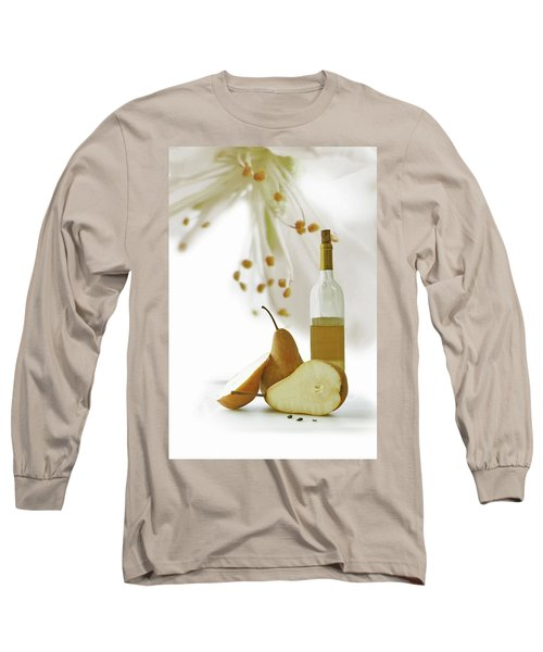 Pears Blossom Long Sleeve T-Shirt