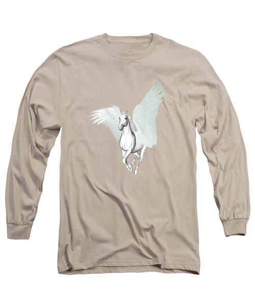 Pegasus   Long Sleeve T-Shirt
