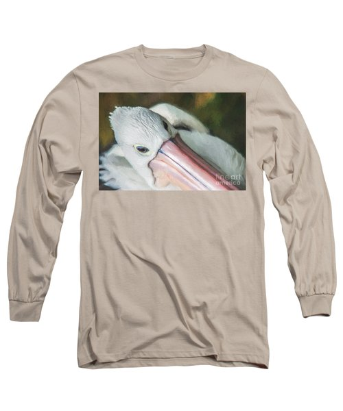 Pelican Brief   Go6 Long Sleeve T-Shirt
