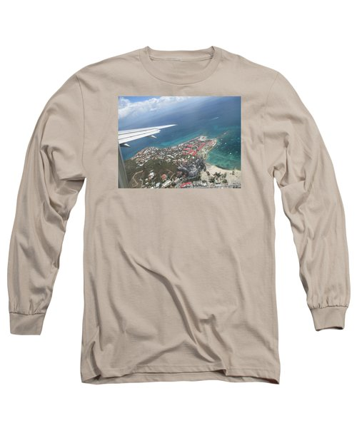 Pelican Key St Maarten Long Sleeve T-Shirt
