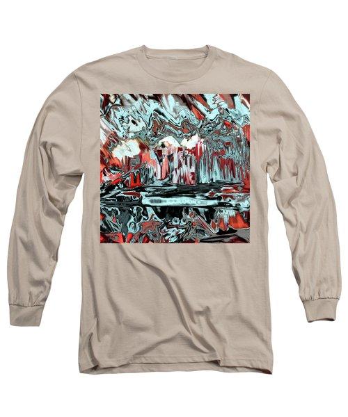 Penman Original-565 Long Sleeve T-Shirt by Andrew Penman