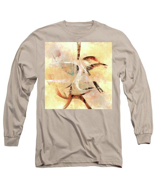 Penman Original-824 Long Sleeve T-Shirt by Andrew Penman