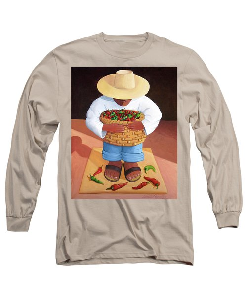 Pepper Boy Long Sleeve T-Shirt