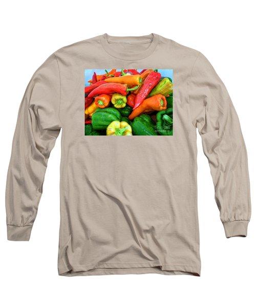 Pepper Medley 1 Long Sleeve T-Shirt