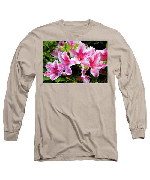 Peppermint Candy Long Sleeve T-Shirt