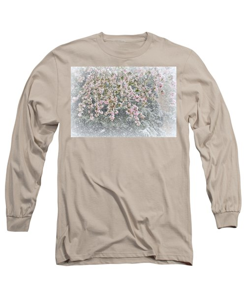 Peppermint Spring Long Sleeve T-Shirt