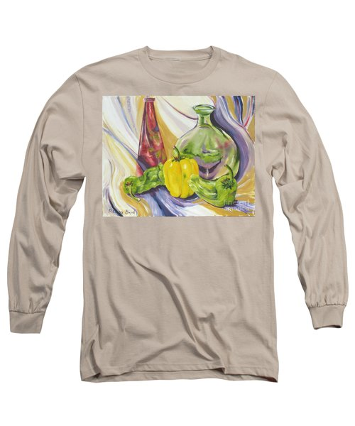 Peppers And Passion Long Sleeve T-Shirt