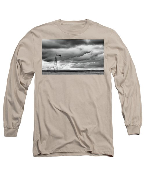 Perched And Looking Long Sleeve T-Shirt