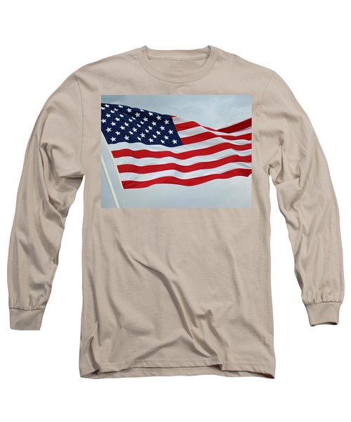 Perfect Flag Long Sleeve T-Shirt