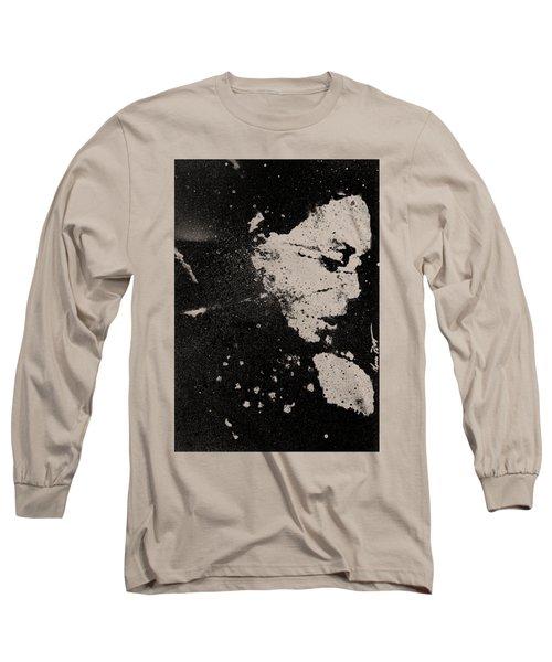 Perfect Pitch Black Long Sleeve T-Shirt