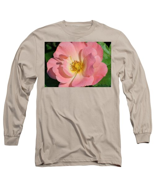 Perfectly Pink Long Sleeve T-Shirt