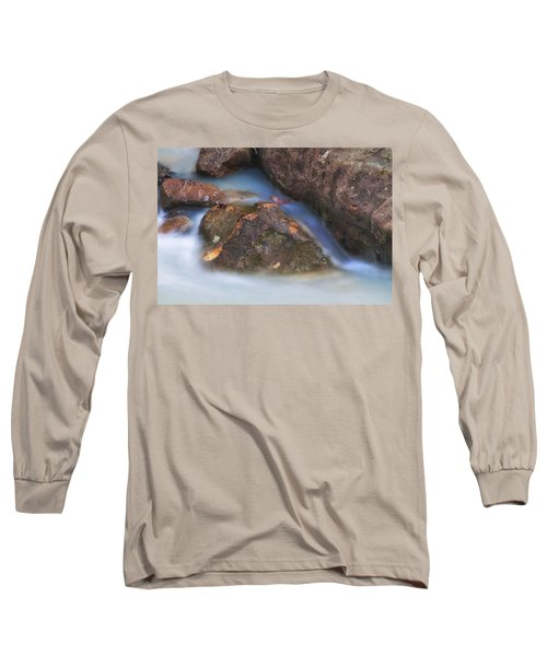 Long Sleeve T-Shirt featuring the photograph Perpetual Motion by Andy Crawford