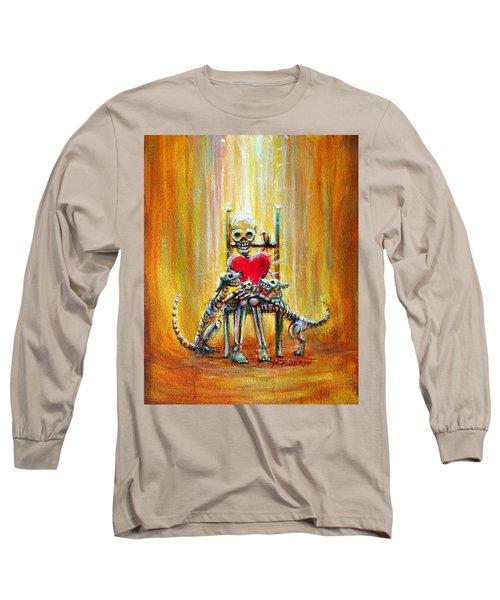 Pet Love Long Sleeve T-Shirt