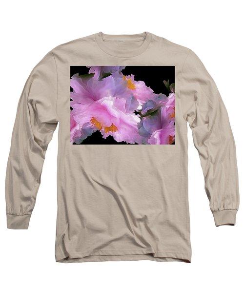 Petal Dimension 306  Long Sleeve T-Shirt