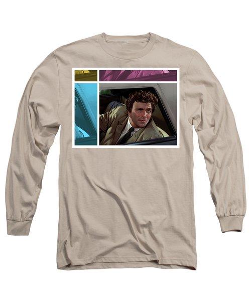 Peter Falk 1973  Long Sleeve T-Shirt