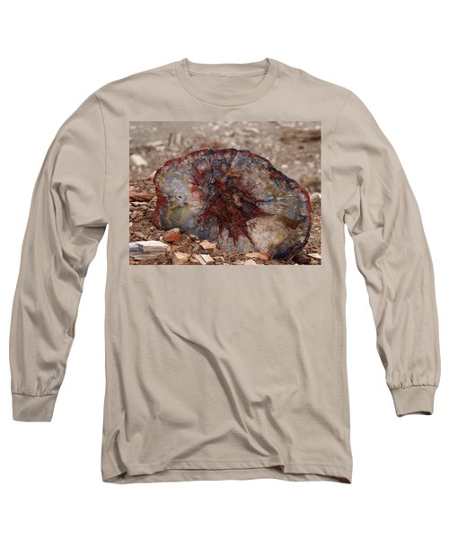 Long Sleeve T-Shirt featuring the photograph Peterified Jewel by Melissa Peterson