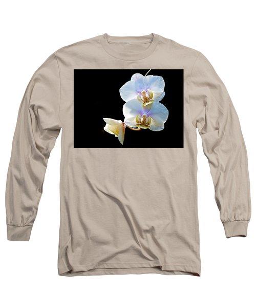 Phalaenopsis Culican #1 Nobby's Amy Shin Hua Long Sleeve T-Shirt