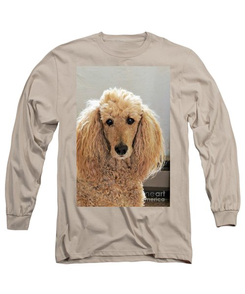 Long Sleeve T-Shirt featuring the photograph Phoebe by Michele Penner