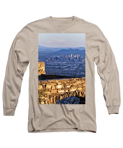 Phoenix Sunrise Long Sleeve T-Shirt