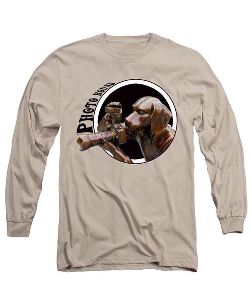 Photo Hound Long Sleeve T-Shirt