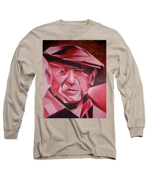 Picasso Portrait The Rose Period Long Sleeve T-Shirt