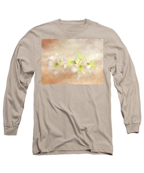 Picotee Bliss Long Sleeve T-Shirt