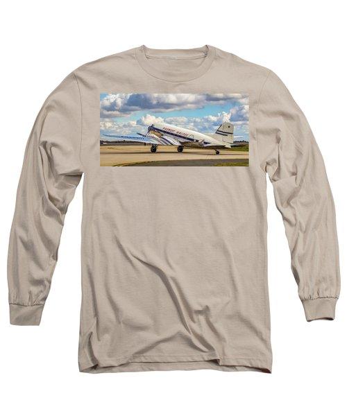 Piedmont Dc-3 Long Sleeve T-Shirt