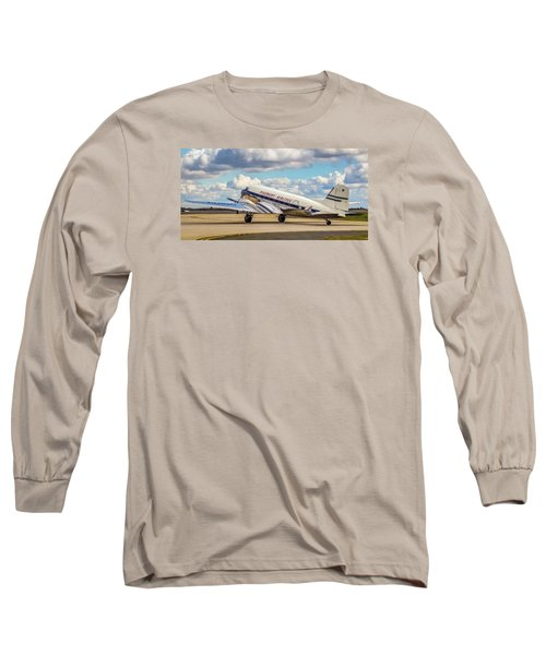 Piedmont Dc-3 Long Sleeve T-Shirt