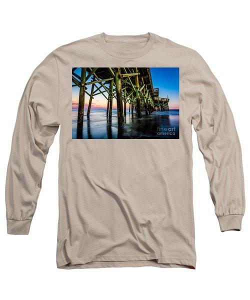 Pier Perspective Long Sleeve T-Shirt